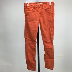 Vince 5 Pocket Skinny Jeans Size 28